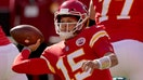 Rare Patrick Mahomes sports card collection hits eBay for whopping amount