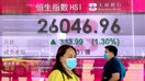 Asian markets higher Tuesday as regional airline, tourism and travel stocks lead the way