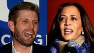 Eric Trump slams Harris' vow to reverse president's tax cuts: This is the 'radical left'