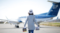 Truly Hard Seltzer launches essential worker holiday contest that includes a private jet