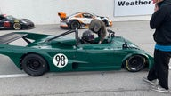 Ford CEO Jim Farley wins vintage car race