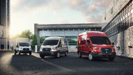 2022 Ford E-Transit electric van unveiled with sub-$45,000 price