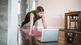 At-home fitness may outlast coronavirus pandemic