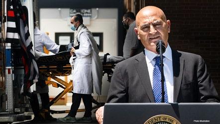 New coronavirus surge will cause many deaths: Chief scientist behind Operation Warp Speed