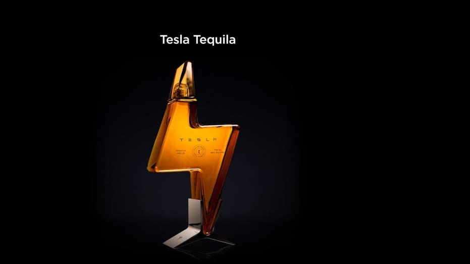 Tesla just rolled out its own tequila. It's already sold out