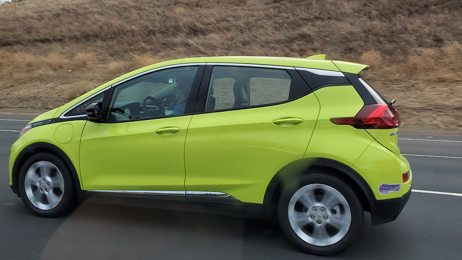 GM recalling almost  69K Bolt electric cars due to fire risk