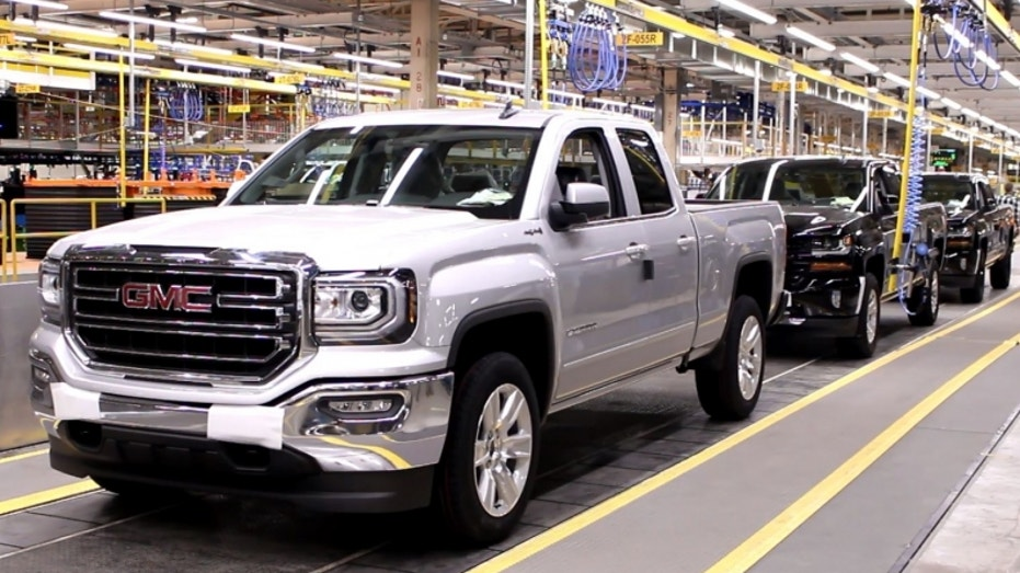 GM full-size truck production coming to Canada after $1 billion investment