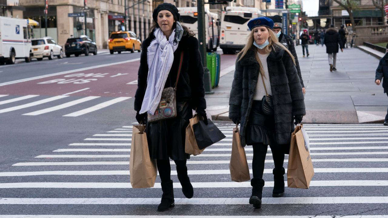 US retail sales surge 5.3% in January, boosted by $600 stimulus checks - Fox Business