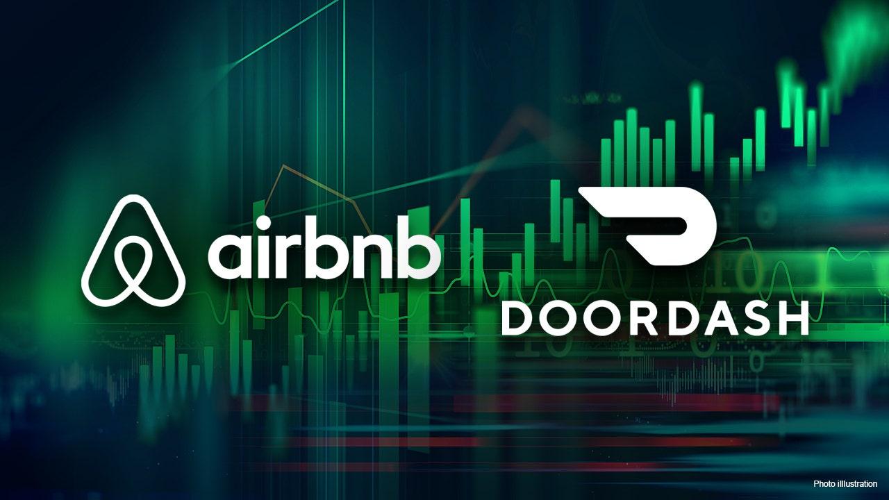 IPO floodgates open as Airbnb, DoorDash prep stock-market...