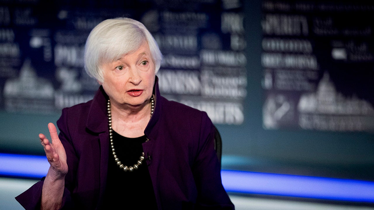 Senate confirms Janet Yellen as first female Treasury...