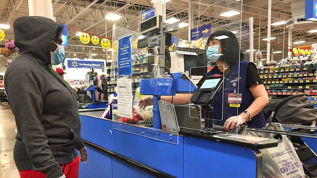 Walmart profit misses as sales boom during holiday quarter, worker wage hikes planned - Fox Business