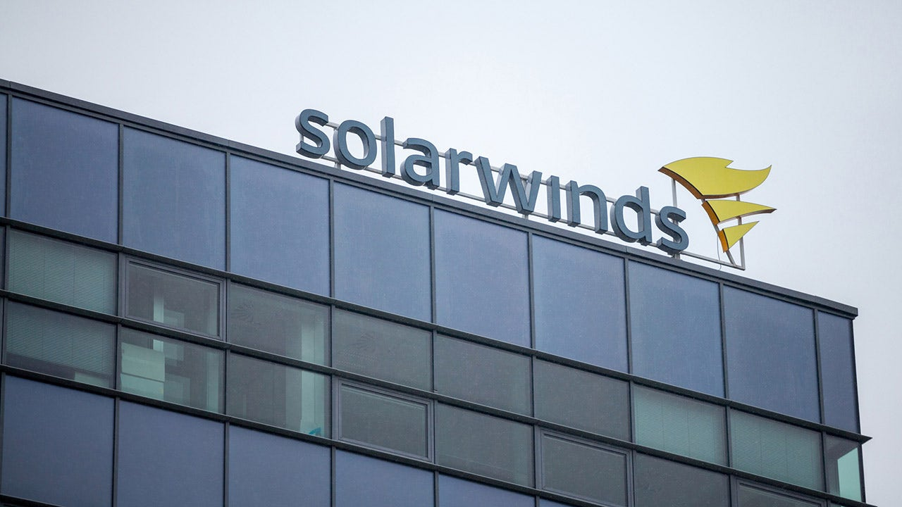 Cybersecurity firm identifies third SolarWinds hack malware strain