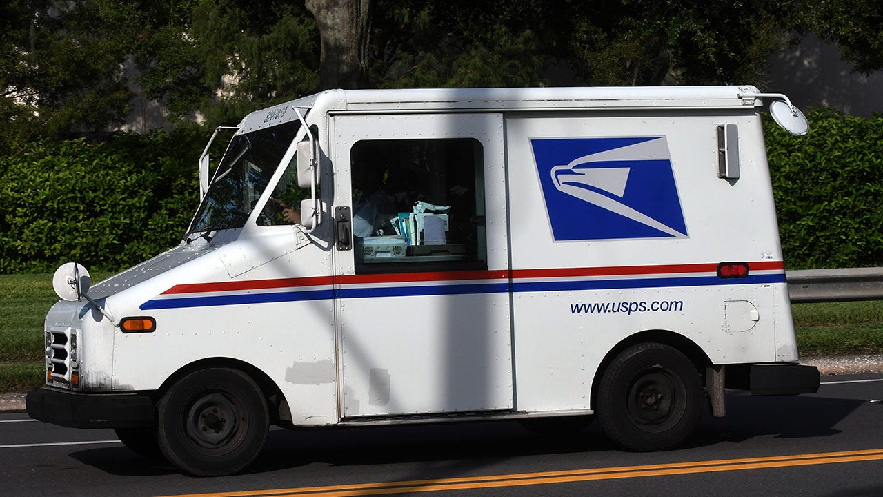 USPS notches quarterly profit amid surge in COVID-driven ecommerce shopping - Fox Business