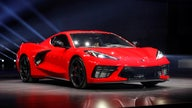 Chevrolet Corvette production parked this week due to parts shortage