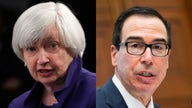 Yellen, Mnuchin have spoken as part of White House transition process