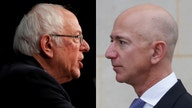 Amazon fires back at Bernie Sanders over pay, working conditions and corporate greed