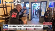 California restaurant owner pleads with health officials over coronavirus restrictions in viral video