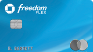 Chase Freedom Flex card named 'Best Credit Card for the New Normal'