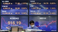 US stock market trading lower early Monday morning, reports say