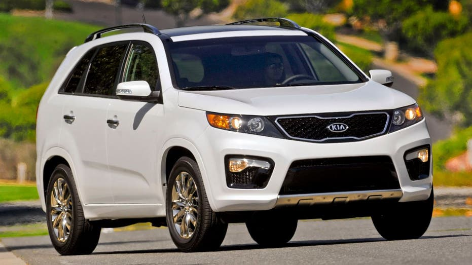 Kia recalling 295,000 vehicles due to risk of engine fires