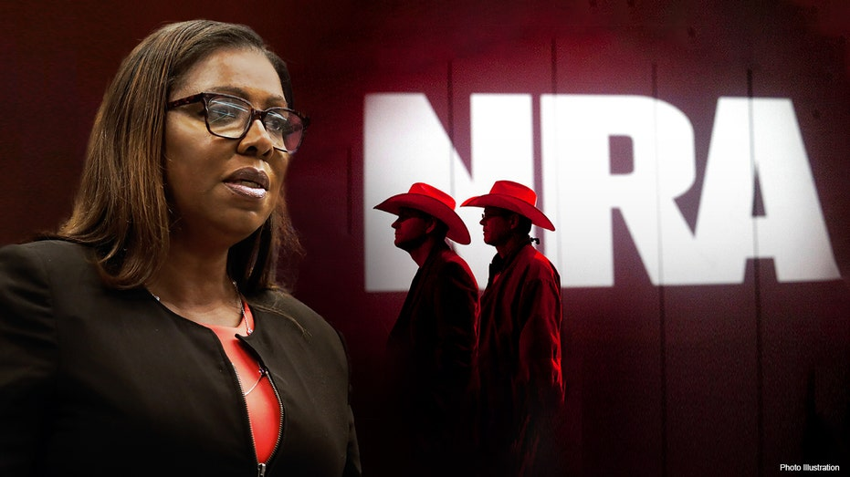 NRA files for bankruptcy, announces it's ditching NY  for Texas