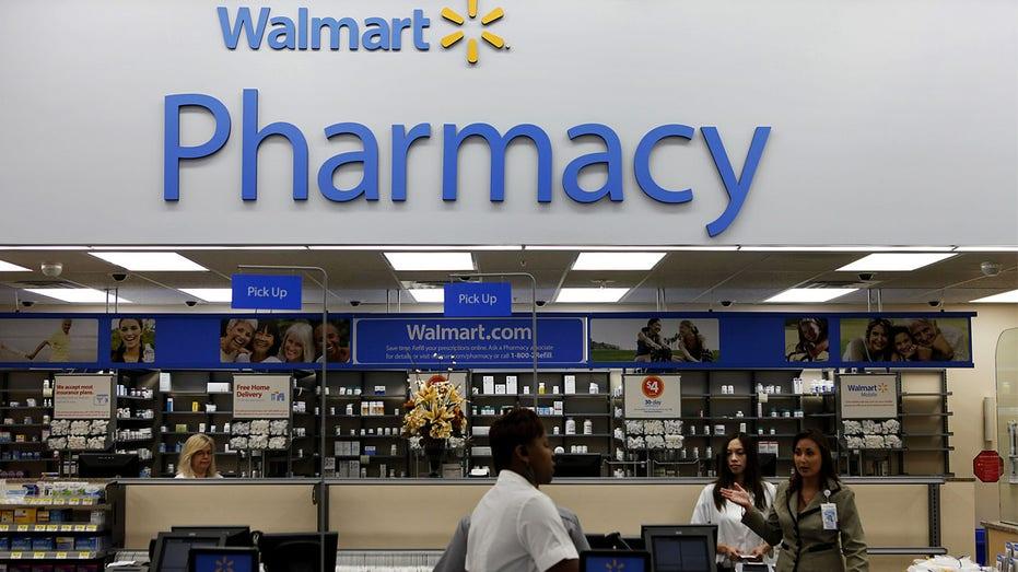 Walmart pharmacy California