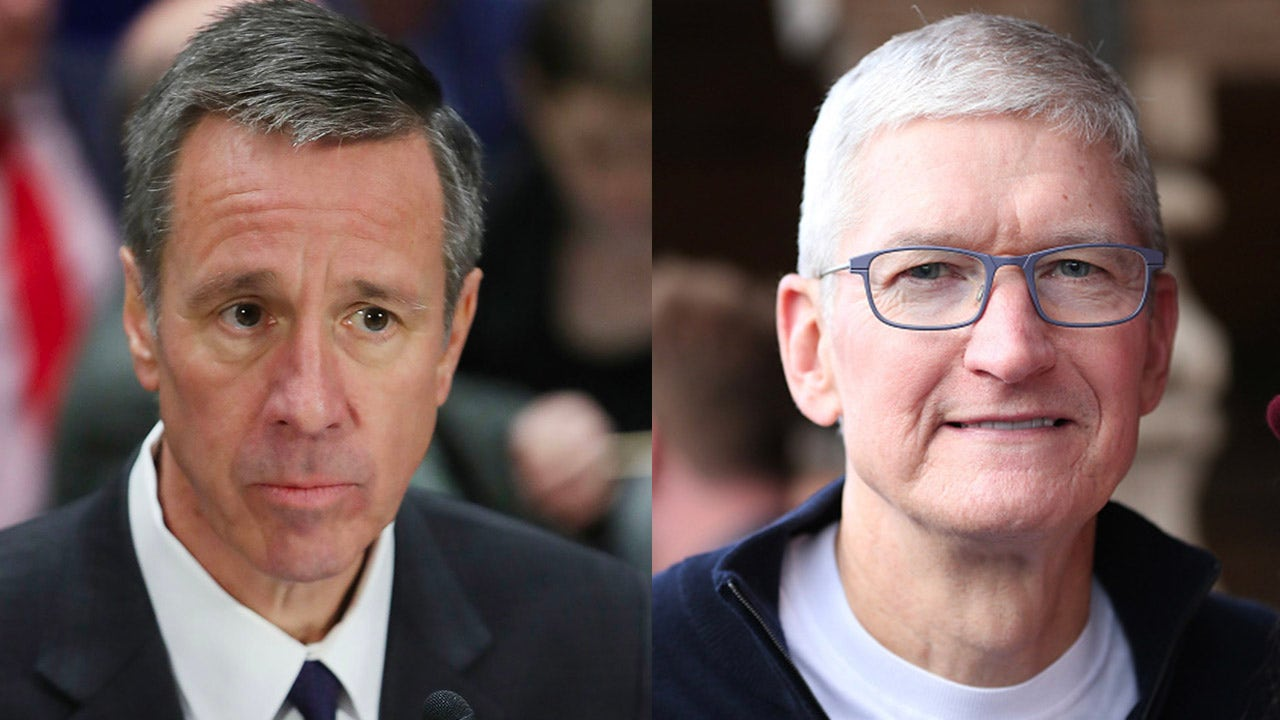 Apple, Marriott, Johnson Controls CEOs take lead on...