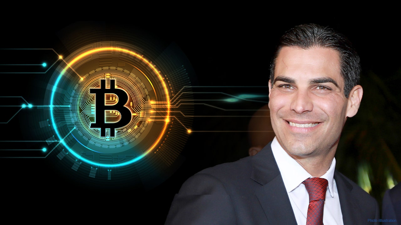 Miami mayor considers bitcoin investment to create crypto...