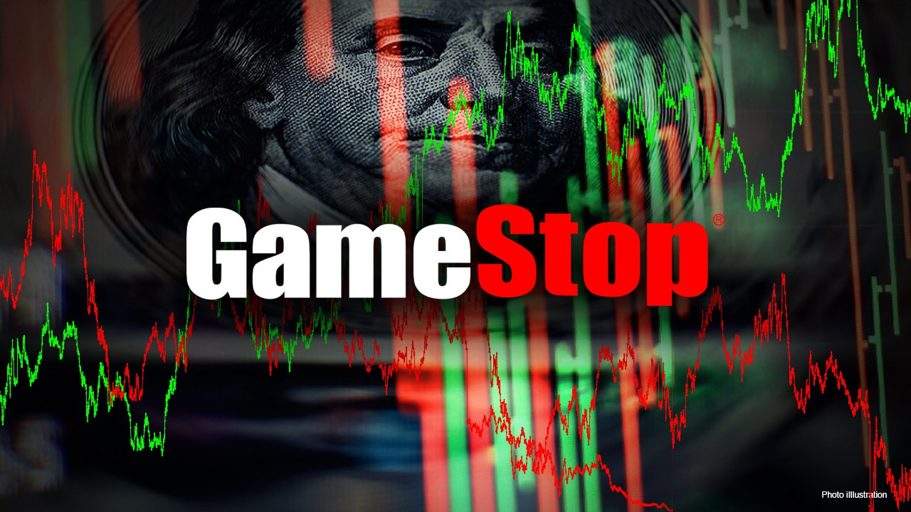 GameStop, other social media-hyped stocks lose ground after active day