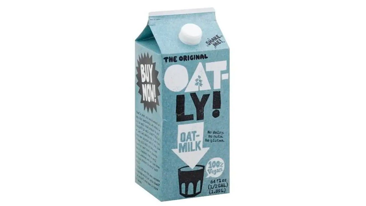 Oprah-backed vegan brand Oatly confidentially files for IPO