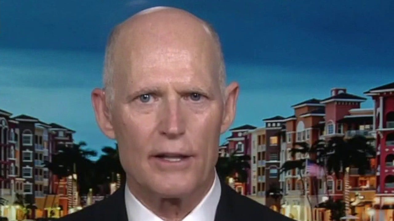 Sen. Rick Scott: 'We should not have Florida taxpayers bailing out New York' – Fox Business