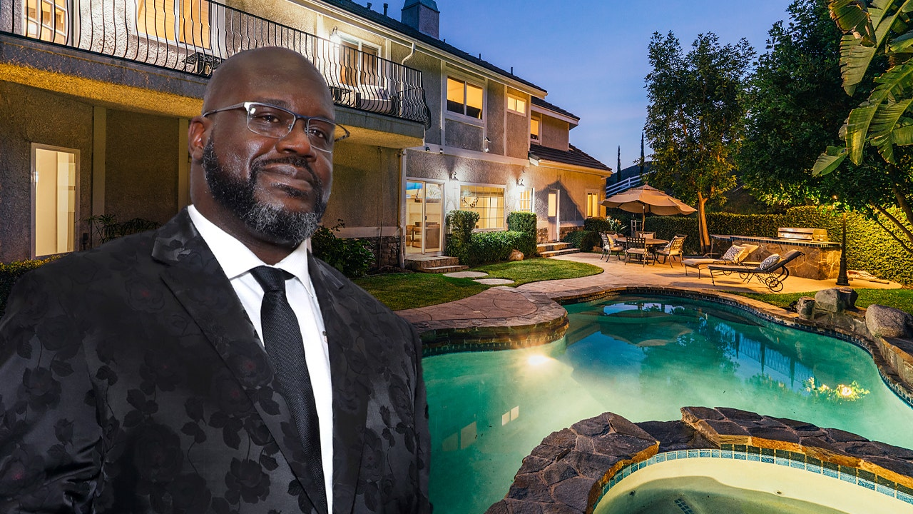 Shaquille ONeal sells luxurious homes in Florida, California