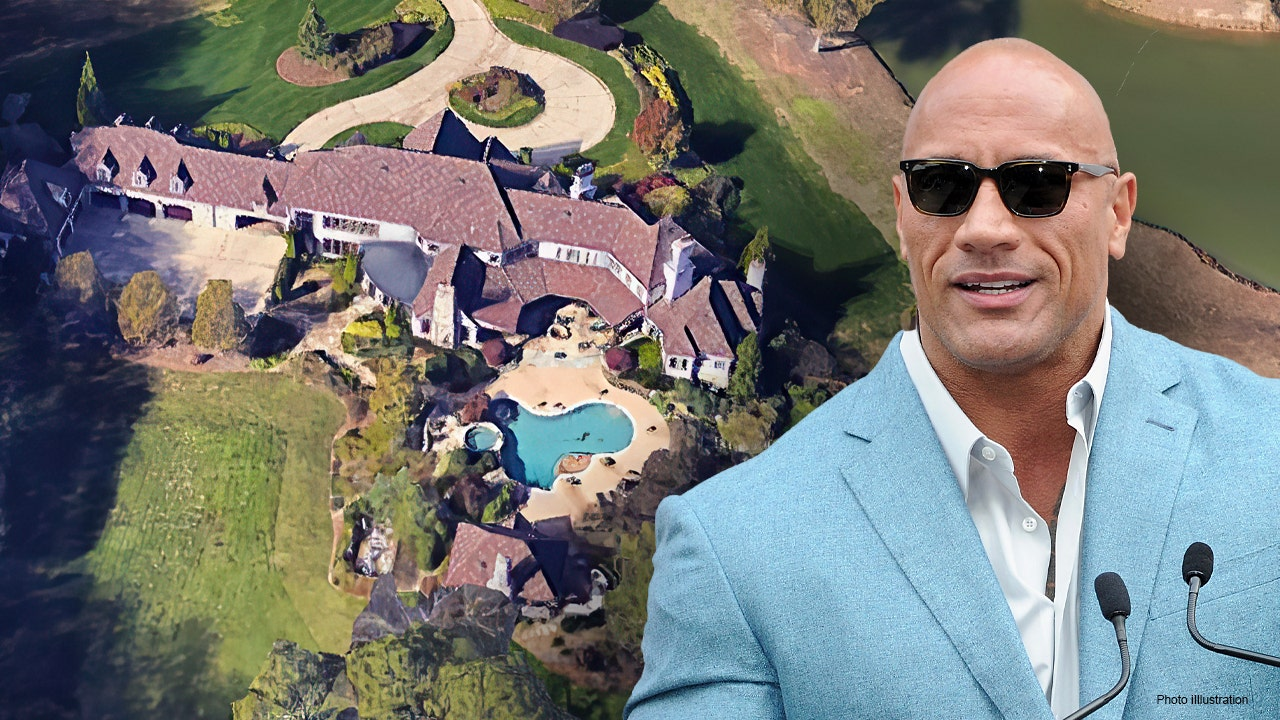 Dwayne 'The Rock' Johnson lists Georgia estate for $7.5M
