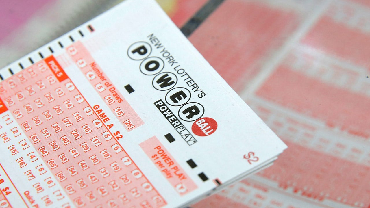Saturday's Powerball jackpot estimated at $20 million – Fox Business