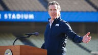 Newsom claims lifting lockdown isn't 'political' but critics point to recall threat