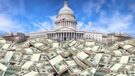 U.S. budget deficit hits $144 billion, record for the month