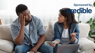 What do I do if my partner is in debt?