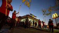 Fast-food workers in 15 cities planning to strike on Friday, demanding higher federal minimum wage