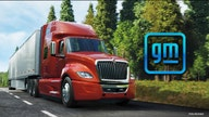 GM to supply Navistar with hydrogen fuel cells for semi trucks