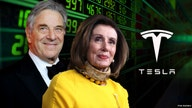 Pelosi's husband bets up to $1M Tesla will flourish during Biden's administration