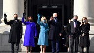 Stocks hit records as Biden sworn in as 46th U.S. President