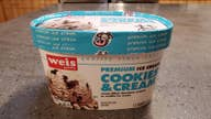 Weis Markets recalls ice cream after metal pieces found in product