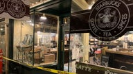 Inauguration protests damage Seattle's Original Starbucks, Amazon Go store