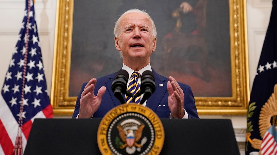 President Joe Biden's 60-day moratorium on new oil and natural gas leases and drilling permits is prompting widespread concerns in New Mexico. (AP Photo/Evan Vucci)