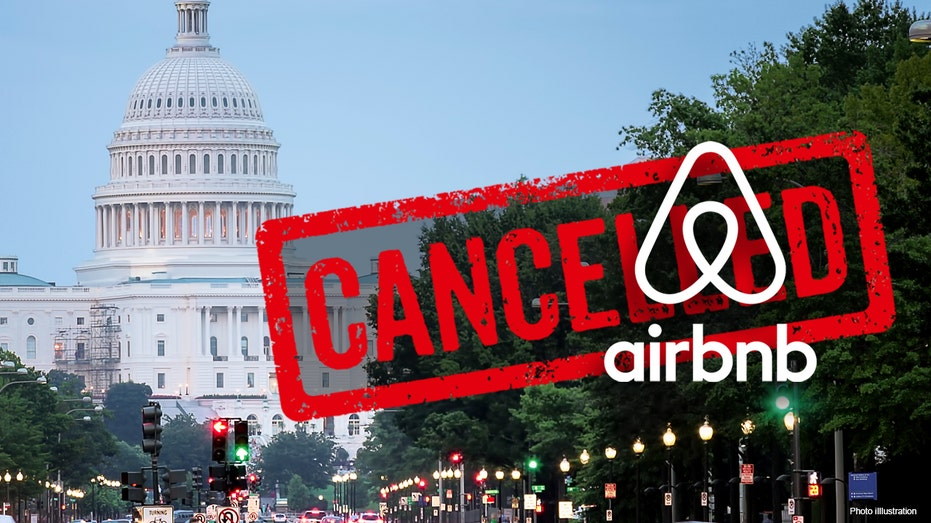 Airbnb cancels all DC bookings during inauguration week