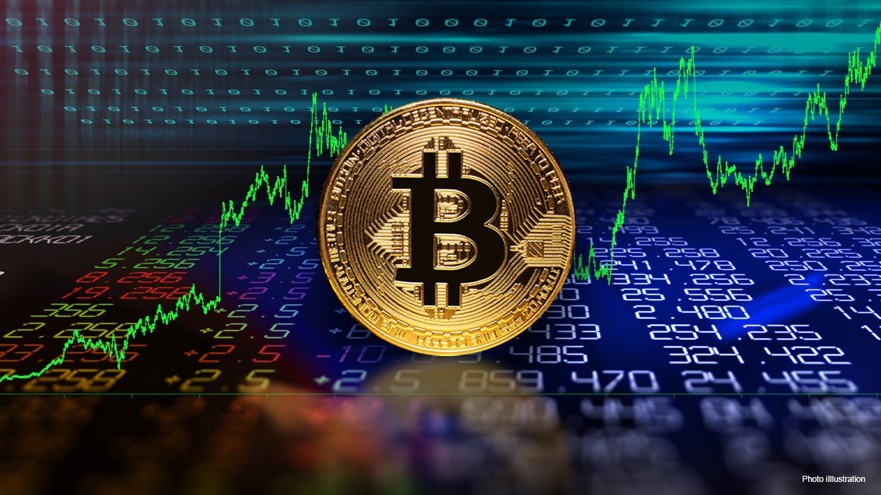 Bitcoin slumps 14% as pullback from record high gathers pace