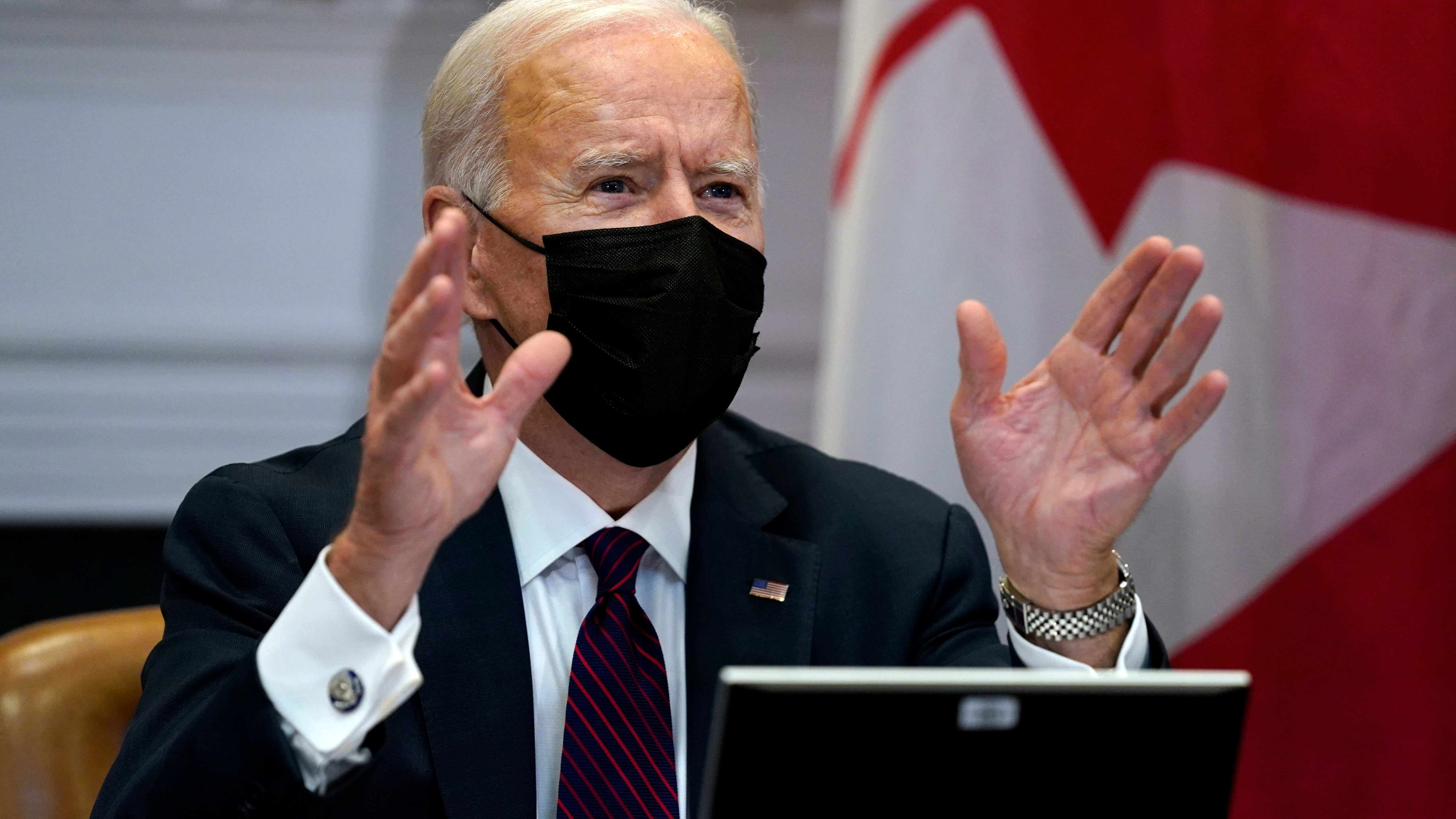 Biden COVID relief package not a 'free lunch,' Harvard economist says