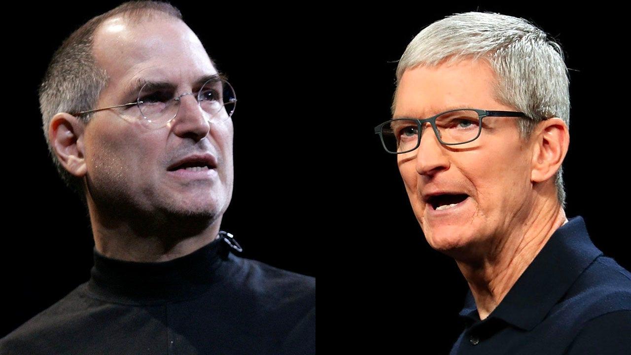 Tim Cook celebrates the late Steve Jobs on Twitter