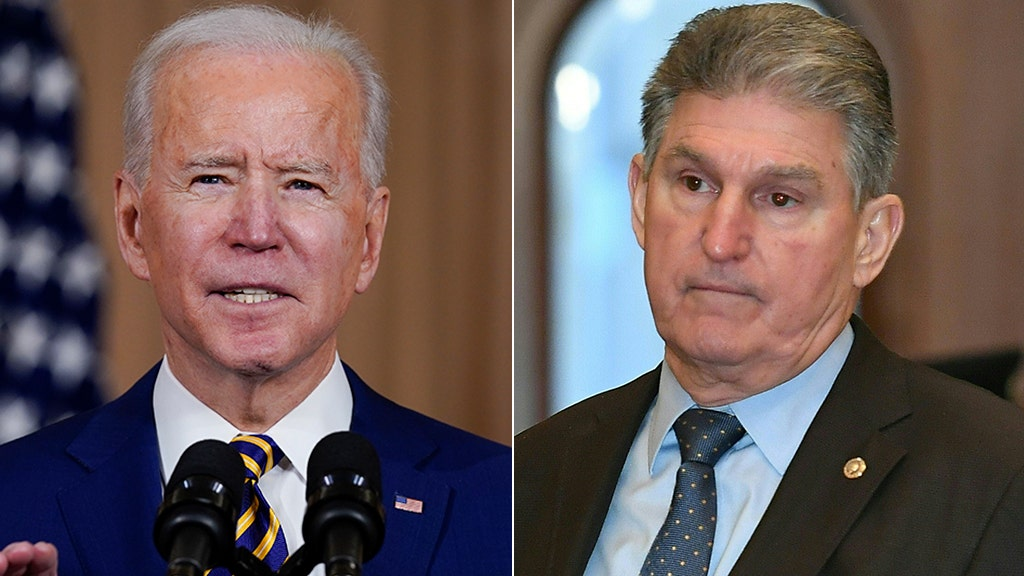Inside Biden's expletive-laced call with fellow Democrat over $1.9T spending bill