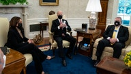 Biden meets with labor leaders about coronavirus stimulus package, infrastructure
